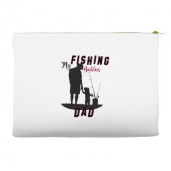 fishing dad Accessory Pouches | Artistshot