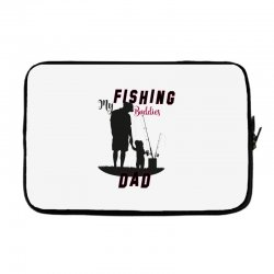 fishing dad Laptop sleeve | Artistshot