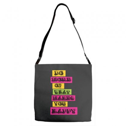 Family Do More Adjustable Strap Totes Designed By Wizarts