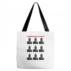 expressions of holt Tote Bags | Artistshot