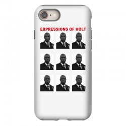 expressions of holt iPhone 8 | Artistshot
