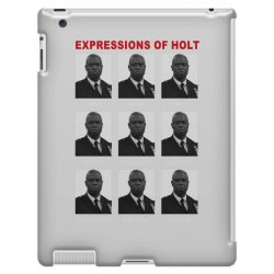 expressions of holt iPad 3 and 4 Case | Artistshot