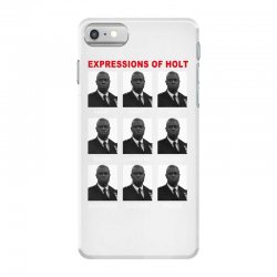 expressions of holt iPhone 7 Case | Artistshot