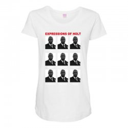 expressions of holt Maternity Scoop Neck T-shirt | Artistshot