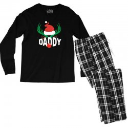 daddy deer Men's Long Sleeve Pajama Set | Artistshot