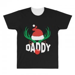 daddy deer All Over Men's T-shirt | Artistshot