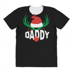 daddy deer All Over Women's T-shirt | Artistshot