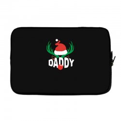 daddy deer Laptop sleeve | Artistshot