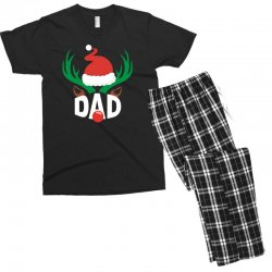 dad deer Men's T-shirt Pajama Set | Artistshot