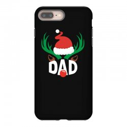 dad deer iPhone 8 Plus Case | Artistshot
