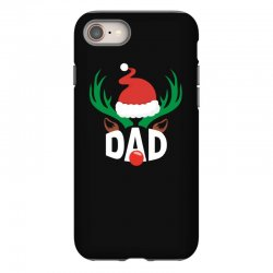 dad deer iPhone 8 Case | Artistshot