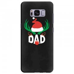 dad deer Samsung Galaxy S8 Plus Case | Artistshot