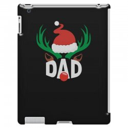 dad deer iPad 3 and 4 Case | Artistshot