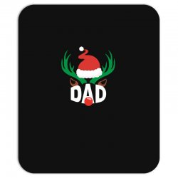 dad deer Mousepad | Artistshot