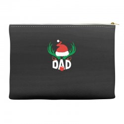 dad deer Accessory Pouches | Artistshot