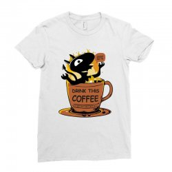 coffee. do it! Ladies Fitted T-Shirt | Artistshot
