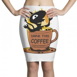 coffee. do it! Pencil Skirts | Artistshot