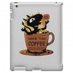 coffee. do it! iPad 3 and 4 Case | Artistshot