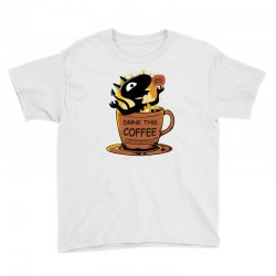 coffee. do it! Youth Tee | Artistshot
