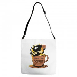 coffee. do it! Adjustable Strap Totes | Artistshot