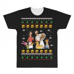 bob's burgers family ugly All Over Men's T-shirt | Artistshot