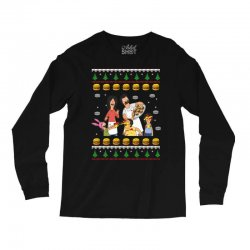 bob's burgers family ugly Long Sleeve Shirts | Artistshot