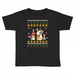 bob's burgers family ugly Toddler T-shirt | Artistshot