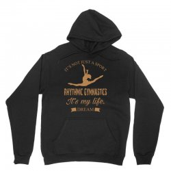 Rhythmic gymnastics - Motivational Unisex Hoodie | Artistshot