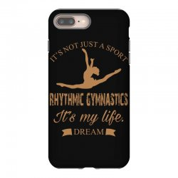 Rhythmic gymnastics - Motivational iPhone 8 Plus | Artistshot