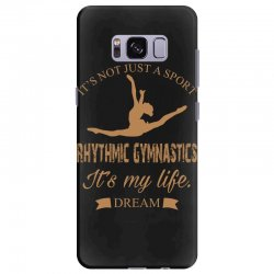 Rhythmic gymnastics - Motivational Samsung Galaxy S8 Plus | Artistshot