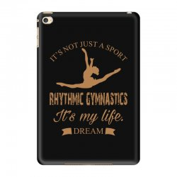 Rhythmic gymnastics - Motivational iPad Mini 4 | Artistshot
