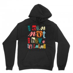 I can not, I have training Unisex Hoodie | Artistshot