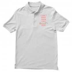 I can't keep calm, I'm a Gumnast's mom Polo Shirt | Artistshot