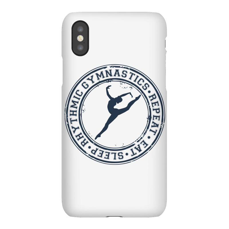 Eat, Sleep, Rhythmic Gymnastics, Repeat Iii Iphonex Case | Artistshot