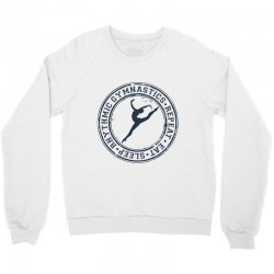 Eat, sleep, Rhythmic gymnastics, Repeat III Crewneck Sweatshirt | Artistshot