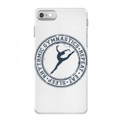 Eat, sleep, Rhythmic gymnastics, Repeat III iPhone 7 Case | Artistshot