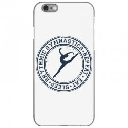 Eat, sleep, Rhythmic gymnastics, Repeat III iPhone 6/6s Case | Artistshot
