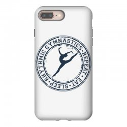 Eat, sleep, Rhythmic gymnastics, Repeat III iPhone 8 Plus Case | Artistshot