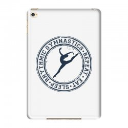 Eat, sleep, Rhythmic gymnastics, Repeat III iPad Mini 4 | Artistshot