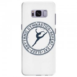 Eat, sleep, Rhythmic gymnastics, Repeat III Samsung Galaxy S8 Plus Case | Artistshot