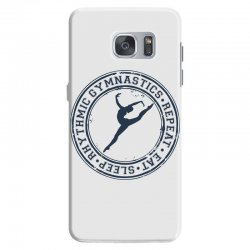 Eat, sleep, Rhythmic gymnastics, Repeat III Samsung Galaxy S7 Case | Artistshot