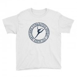 Eat, sleep, Rhythmic gymnastics, Repeat III Youth Tee | Artistshot