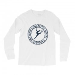 Eat, sleep, Rhythmic gymnastics, Repeat III Long Sleeve Shirts | Artistshot