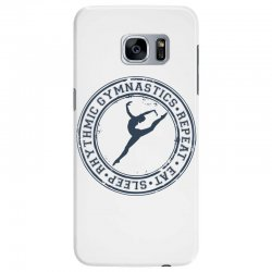 Eat, sleep, Rhythmic gymnastics, Repeat III Samsung Galaxy S7 Edge Case | Artistshot