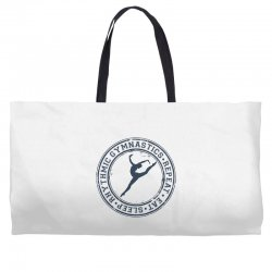 Eat, sleep, Rhythmic gymnastics, Repeat III Weekender Totes | Artistshot