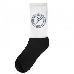 Eat, sleep, Rhythmic gymnastics, Repeat III Socks | Artistshot