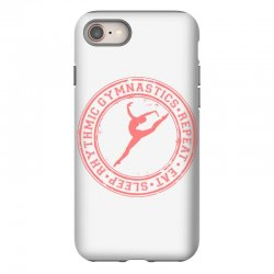 Eat, sleep, Rhythmic gymnastics, Repeat IV iPhone 8 Case | Artistshot