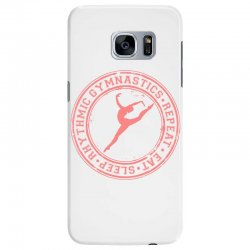 Eat, sleep, Rhythmic gymnastics, Repeat IV Samsung Galaxy S7 Edge Case | Artistshot