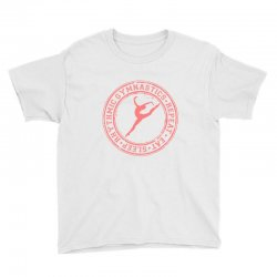 Eat, sleep, Rhythmic gymnastics, Repeat IV Youth Tee | Artistshot