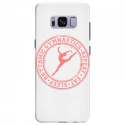 Eat, sleep, Rhythmic gymnastics, Repeat IV Samsung Galaxy S8 Plus Case | Artistshot